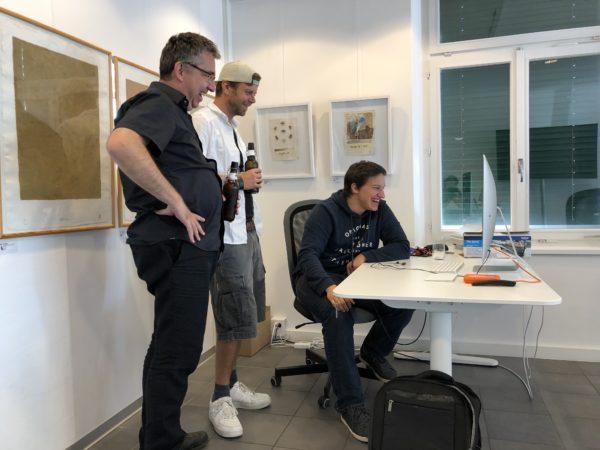 Von Gunten & Co. AG Team Feierabend