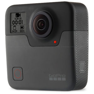 GoPro Fusion (Mietmodell)
