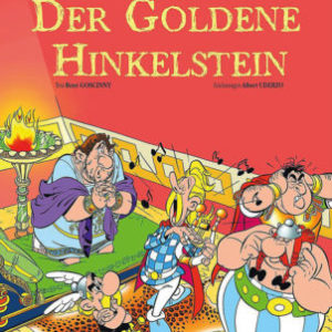 Asterix- Der goldene Hinkelstein